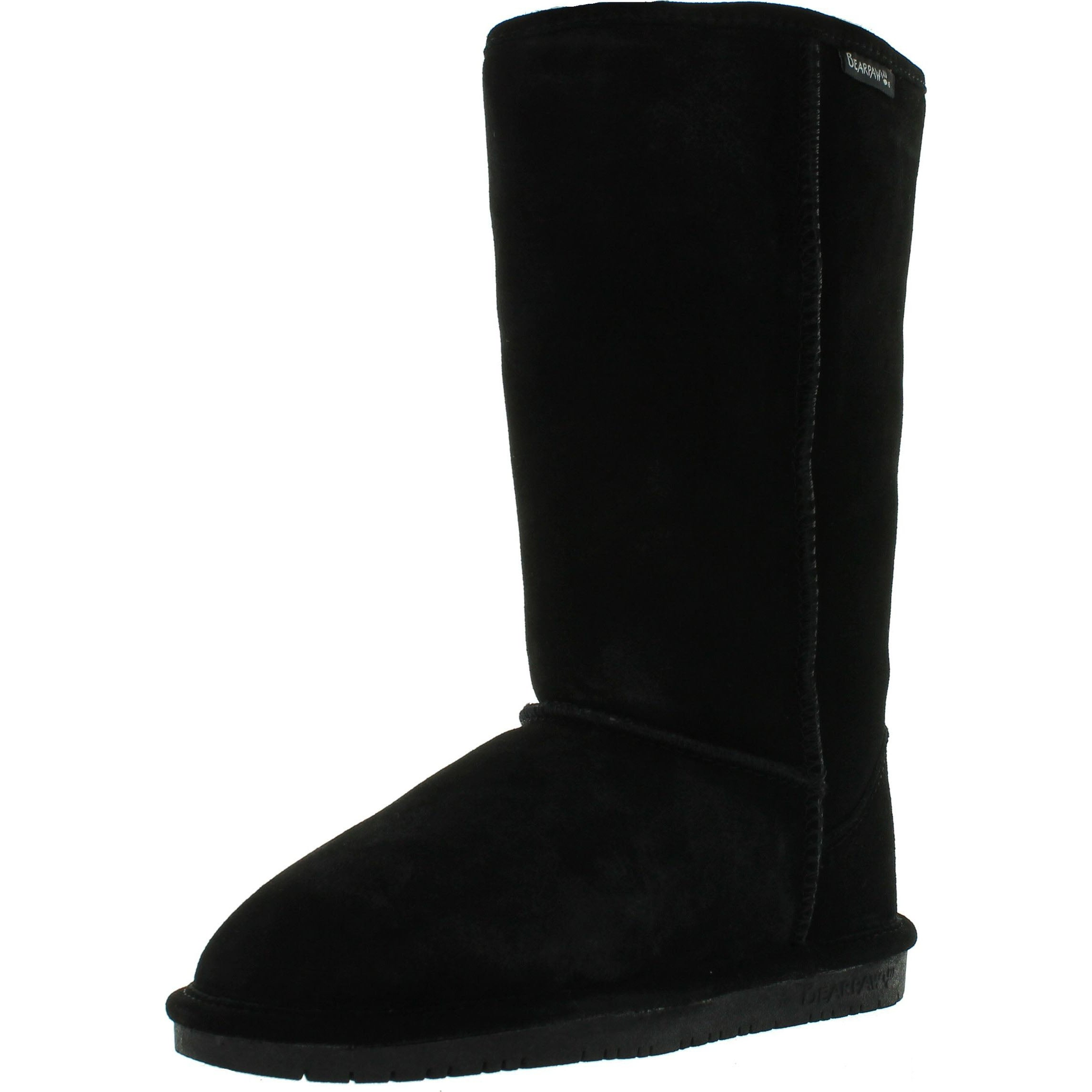 Bearpaw Women's 612W Emma Tall Suede Boots - Free Shipping Today -  Overstock.com - 20893678