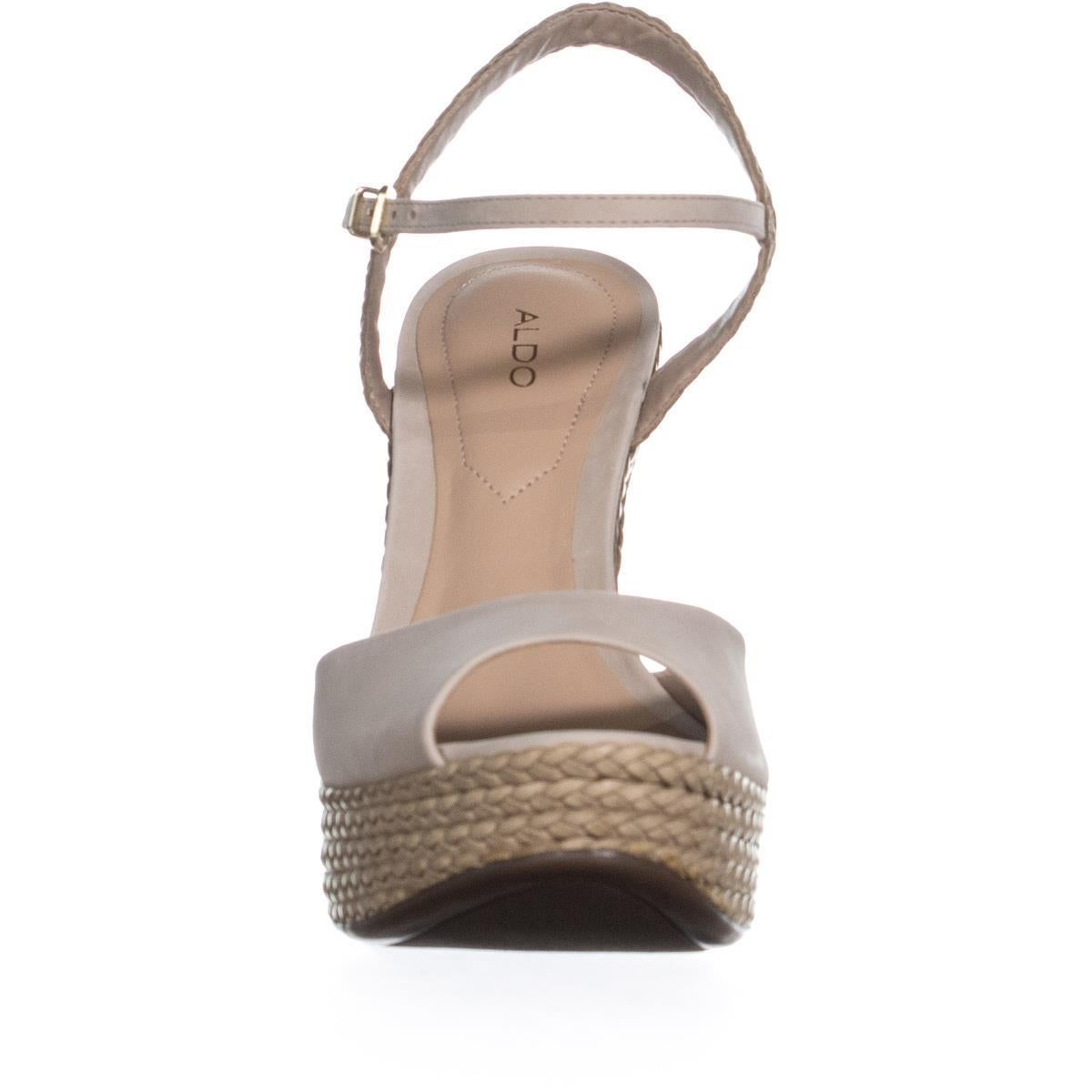 d6f65ec06c80 Shop Aldo Shizuko Ankle-Strap Wedge Sandals