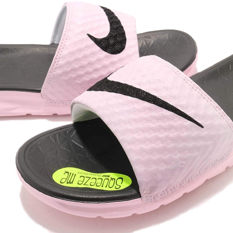 2750fbddbd22 Shop Nike Women s Benassi Solarsoft Slide Sandal
