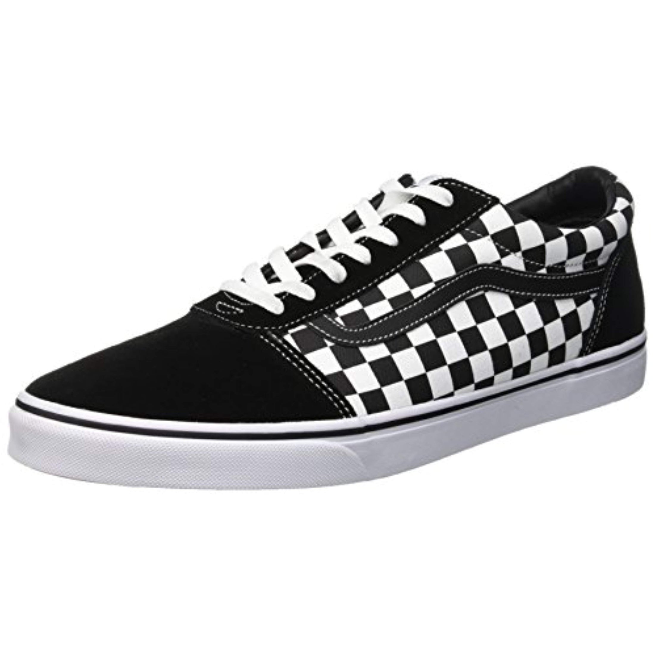 3a4d57005d Shop Vans Men  S Ward Canvas Low-Top Sneakers