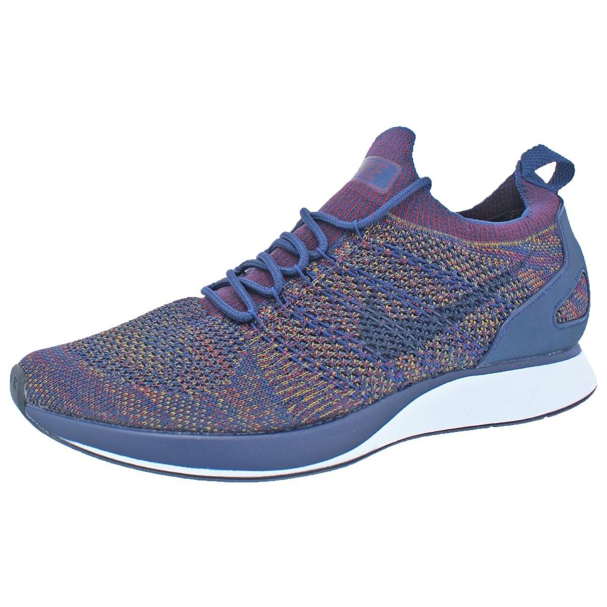 e2dd16d48dee Nike Mens Air Zoom Mariah Flyknit Racer Running Shoes Running Lightweight