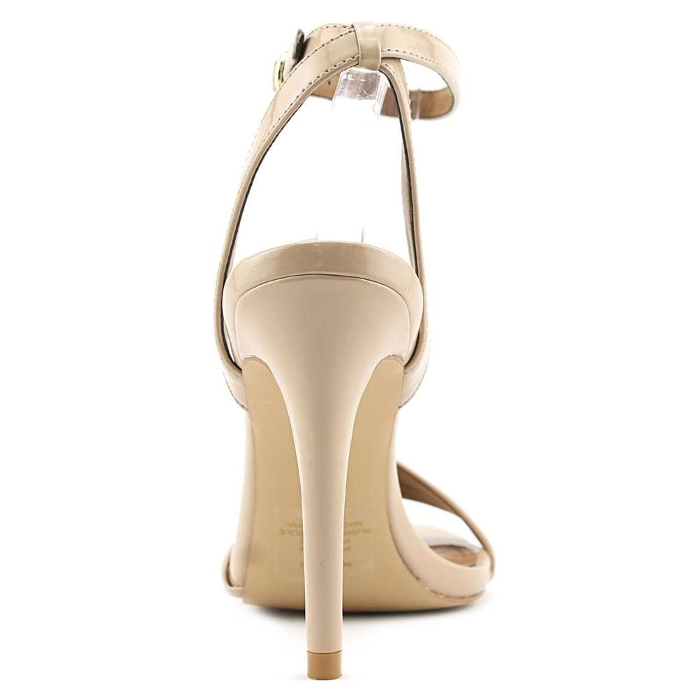 9a4975a12 Shop Steve Madden Reno Nude Sandals - Free Shipping Today - Overstock -  19668301
