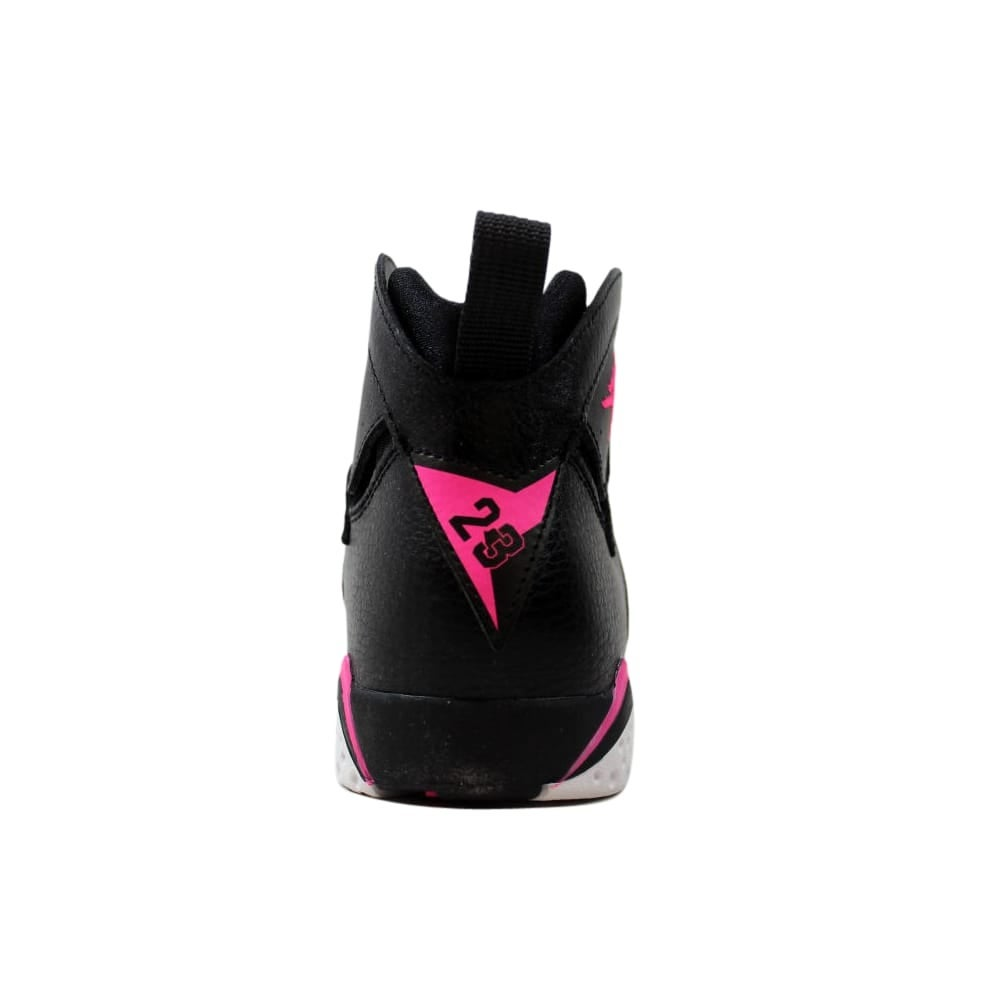 56140ac6329 Shop Nike Air Jordan VII 7 Retro GP Black/Hyper Pink-Hyper Pink 442961-018  Pre-School - Free Shipping On Orders Over $45 - Overstock - 27744421