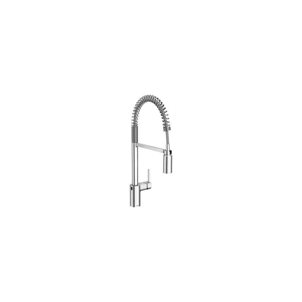Shop Moen 5923EW Align Pull-Down Spray Kitchen Faucet with ...