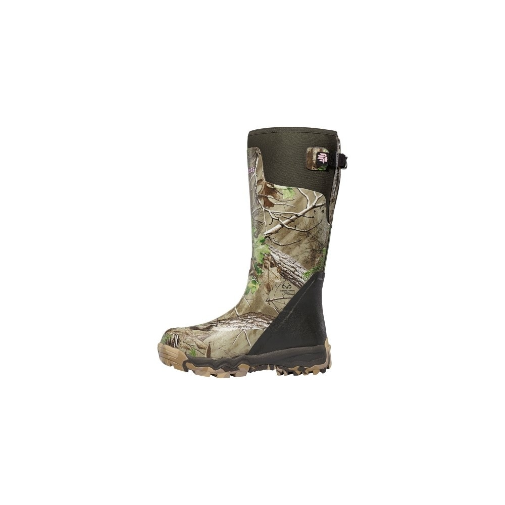 43c3a2920ff LaCrosse Women's Alphaburly Pro Hunting Boot Realtree Xtra Green w/  Removable EVA Footbed - Size 11