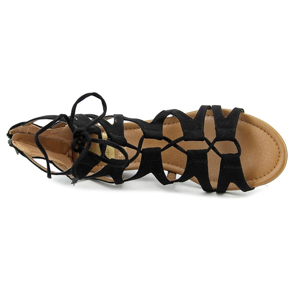 ecf23b0aacf4 Shop Crown Vintage Sarah Women Open Toe Synthetic Gladiator Sandal - Ships  To Canada - Overstock - 16287736