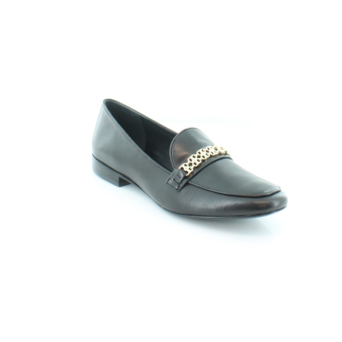 9594f862447d13 Tory Burch Gemini Link Loafer Women s Flats   Oxfords Black - Free Shipping  Today - Overstock.com - 27281521