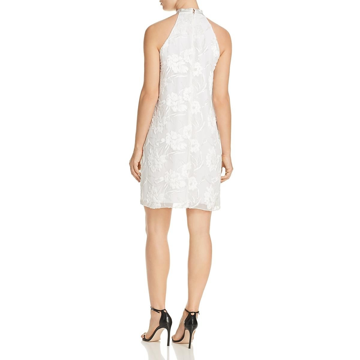 d267e4f1bf Shop Elie Tahari Womens Anika Cocktail Dress Silk Mini - Free Shipping On  Orders Over  45 - Overstock - 26264637