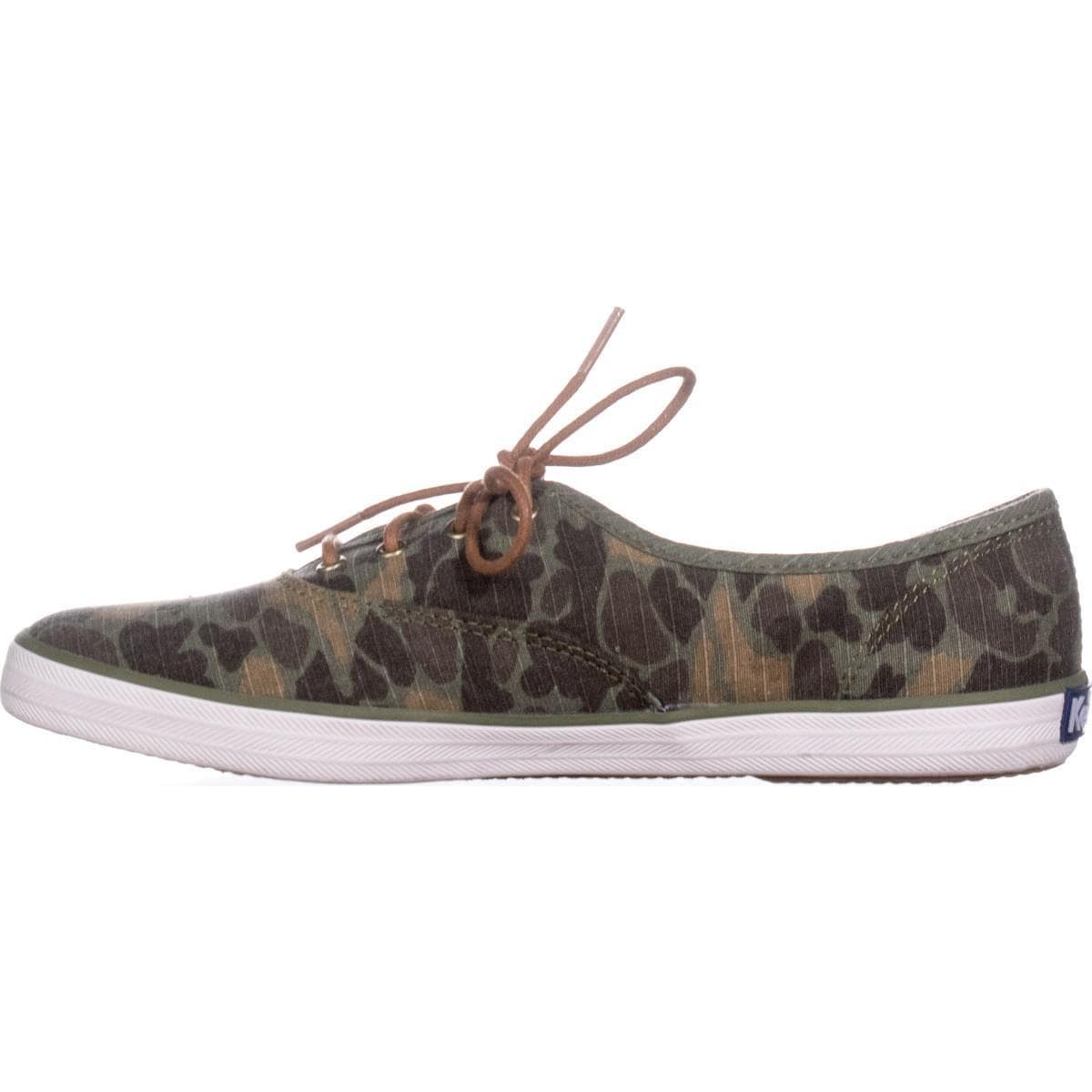 ca2545c809dd2 Shop Keds Champion Camo Ripstop Fashion Sneaker, Olive - 9 us / 40 eu -  Free Shipping On Orders Over $45 - Overstock - 21532835