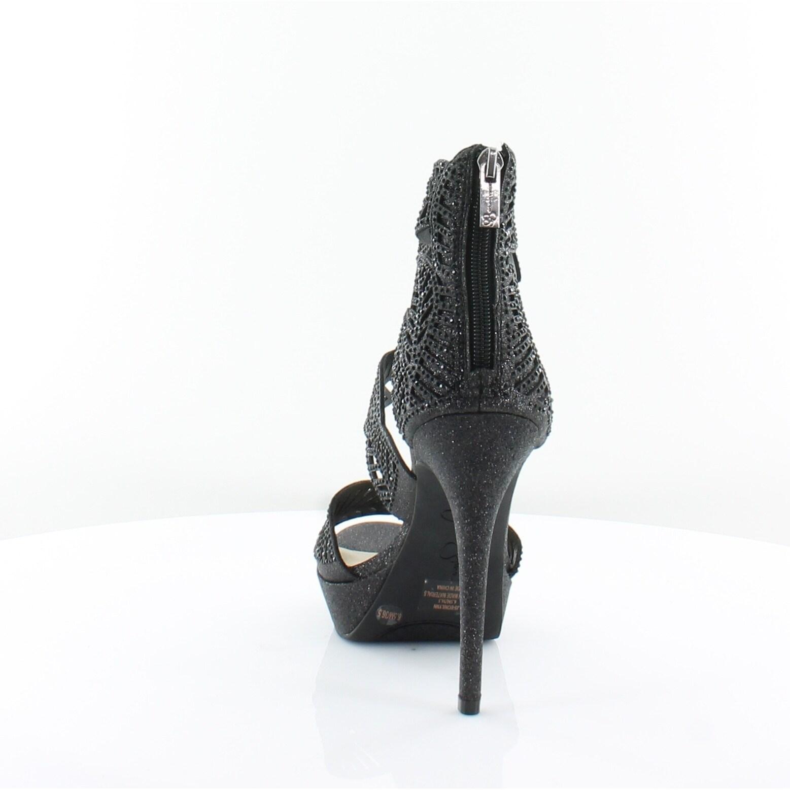 b03b6b5646f Shop Jessica Simpson Bonilynn Women s Heels Black - Free Shipping Today -  Overstock - 26396096
