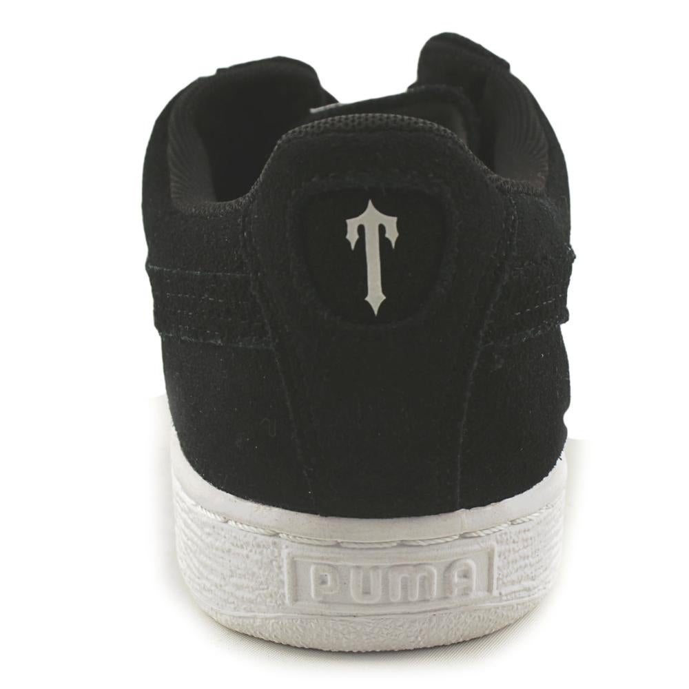 2a8fd840327f Shop Puma Suede x Trapstar Men Puma Black-Puma White Sneakers Shoes - Free  Shipping On Orders Over  45 - Overstock.com - 17057385
