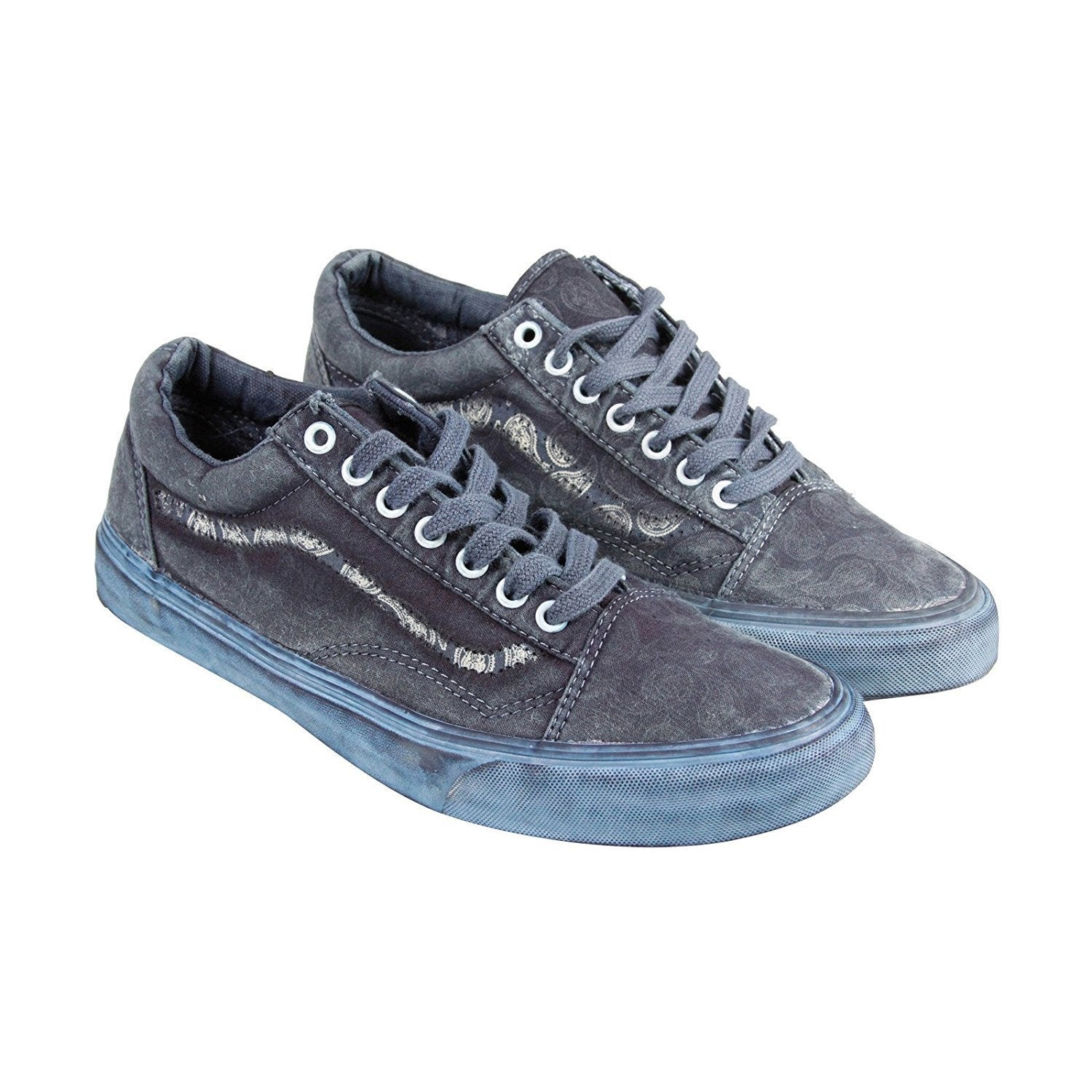 631e90f5d02a Shop Vans Womens Old Skool Cup (Luxe Tweed) Fabric Low Top Lace Up Fashion  Sneakers - Free Shipping Today - Overstock - 20032802