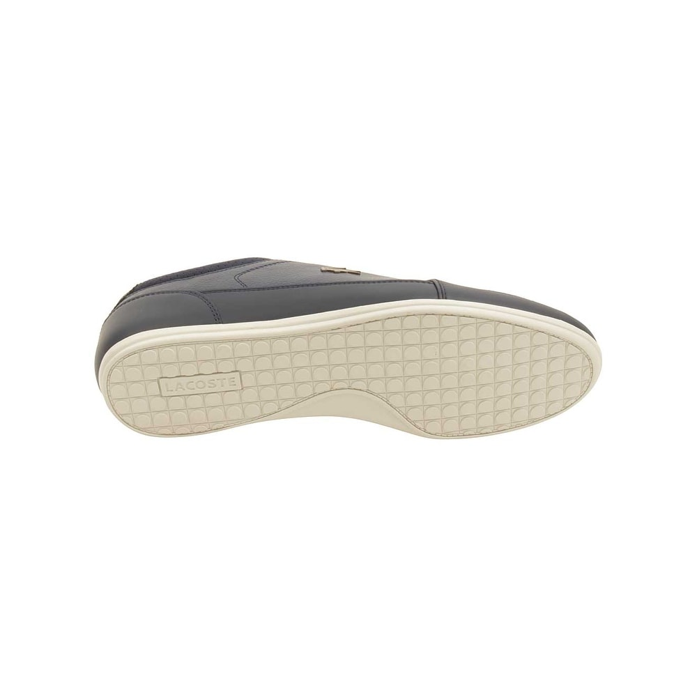 fc138d45ead45b Shop Lacoste Men s Evara 118 1 Sneaker - Free Shipping Today - Overstock -  19502236