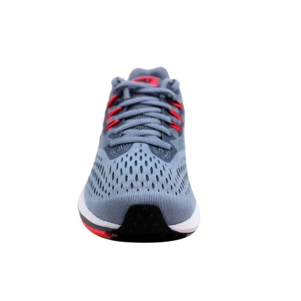 d75627aa26077 Shop Nike Zoom Winflo 4 Glacier Grey Obsidian Women s 898485-002 Size 8  Medium - On Sale - Free Shipping Today - Overstock - 27339403