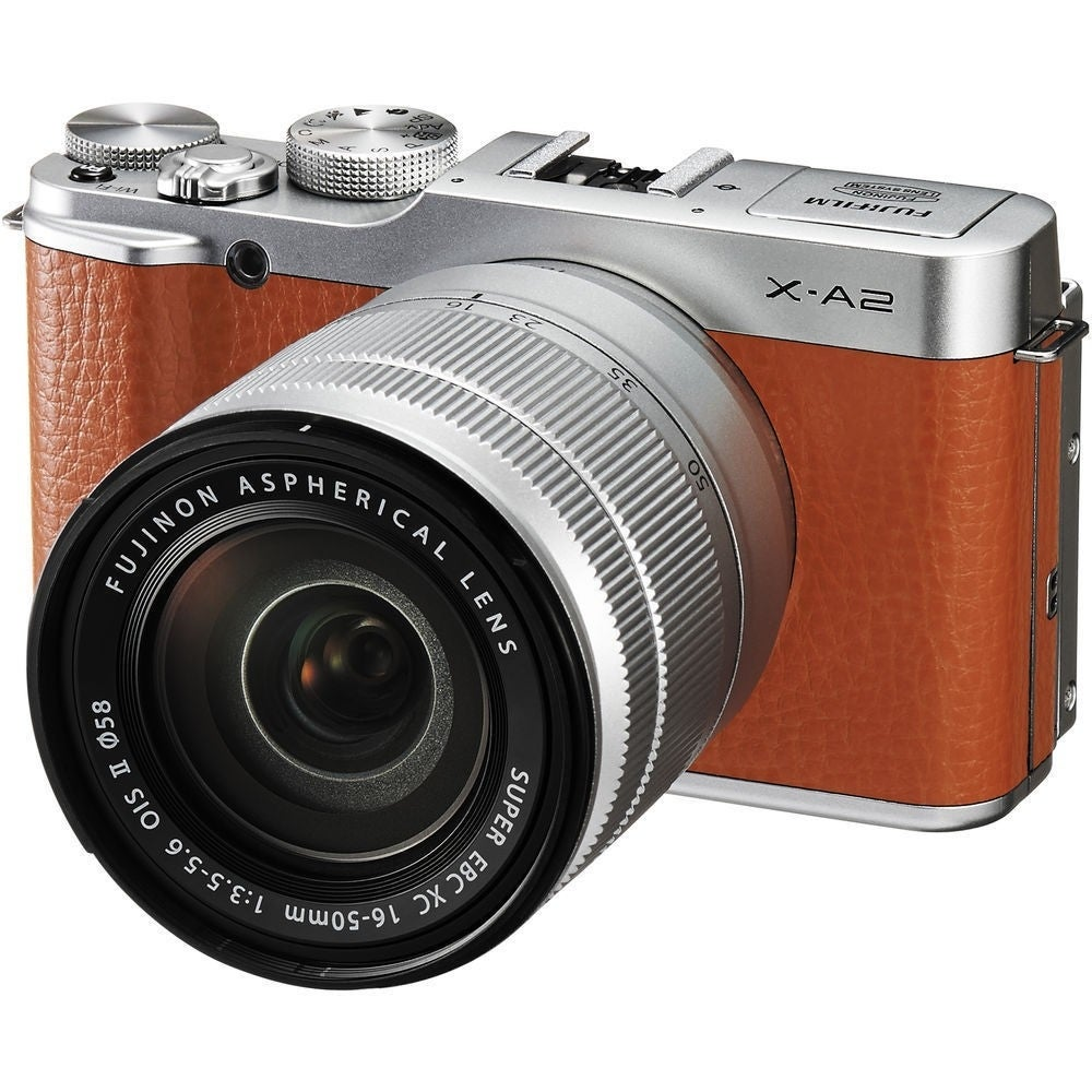 Harga Dan Spek Panasonic Lumix Dmc Gx85 Kit 12 32mm Silver Black Gf8 Paket Shop Fujifilm X A2 Mirrorless Digital Camera With 16 50mm Lens