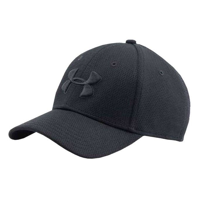 3155357d469 Shop Under Armour Men s UA Blitzing II Stretch Fit Baseball Cap Hat Colors  1254123 - Free Shipping On Orders Over  45 - Overstock - 17773374