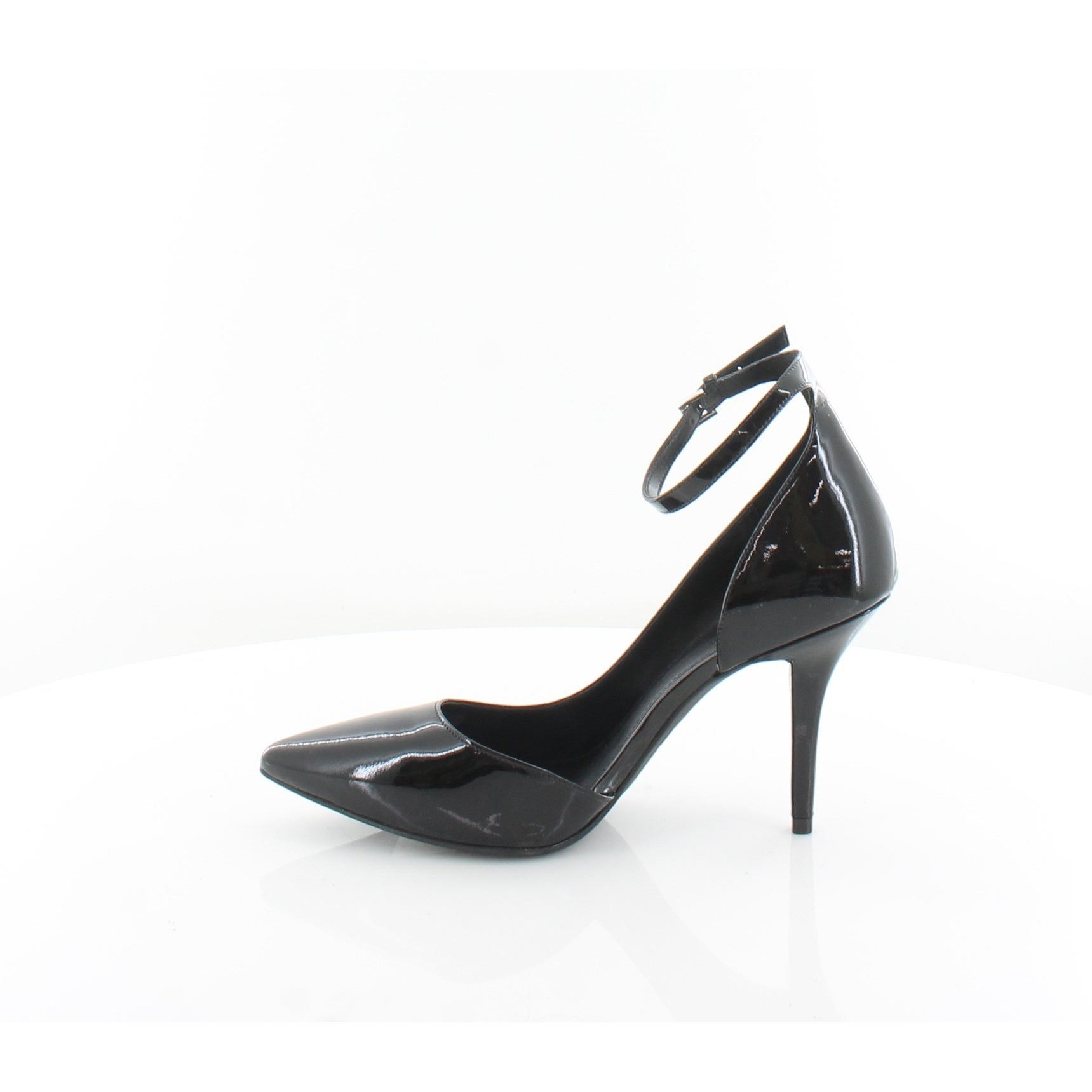 64150266244c Shop Michael Kors Abbi Flex Ankle Stra Women s Heels Black - Free Shipping  Today - Overstock - 25621195