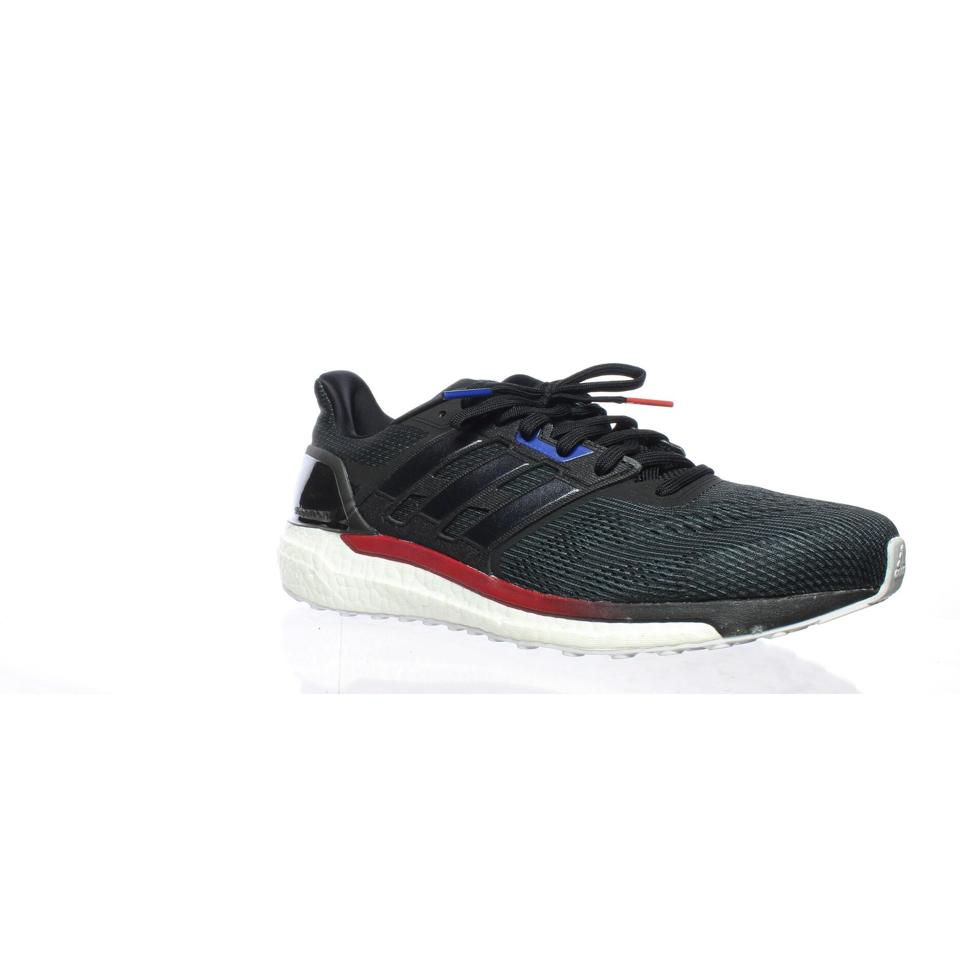 b6eb4d331e798 Shop Adidas Mens Supernova Aktiv Black Running Shoes Size 10.5 ...