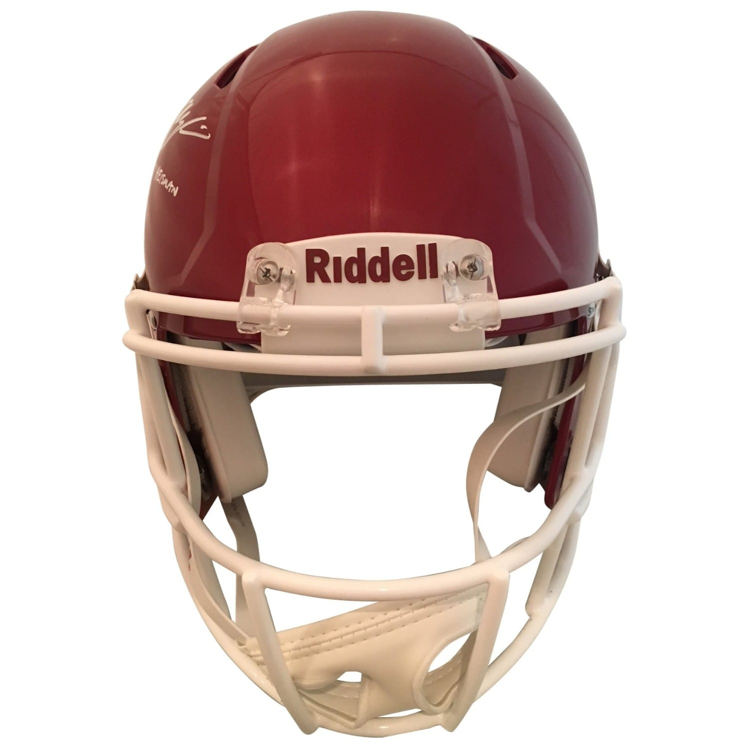 68a311eacb7 Shop Baker Mayfield Autographed Oklahoma Sooners Signed Authentic Full Size  Speed Helmet 2017 HEISMAN Be - Free Shipping Today - Overstock - 22544506