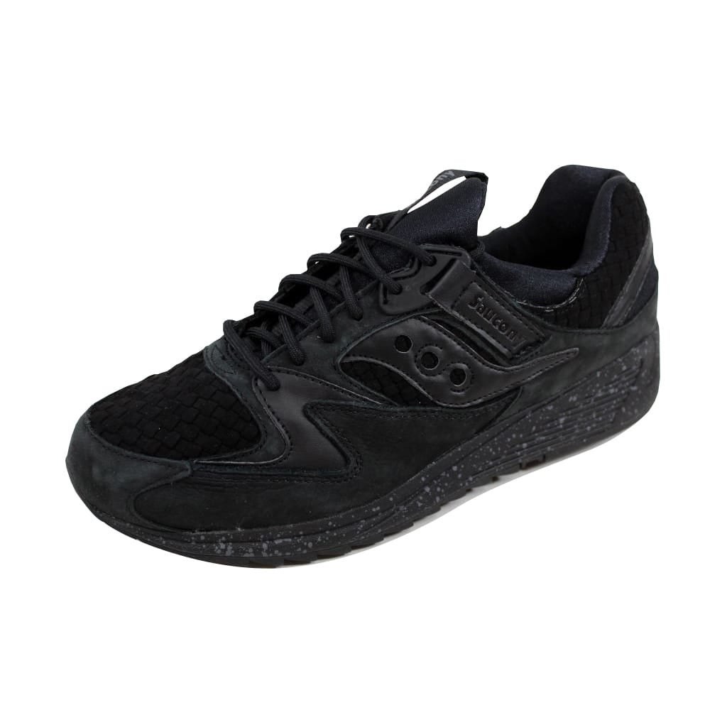 5f25eda4a2506 Shop Saucony Grid 8500 Black S70304-1 Men s - Free Shipping Today -  Overstock - 21893954