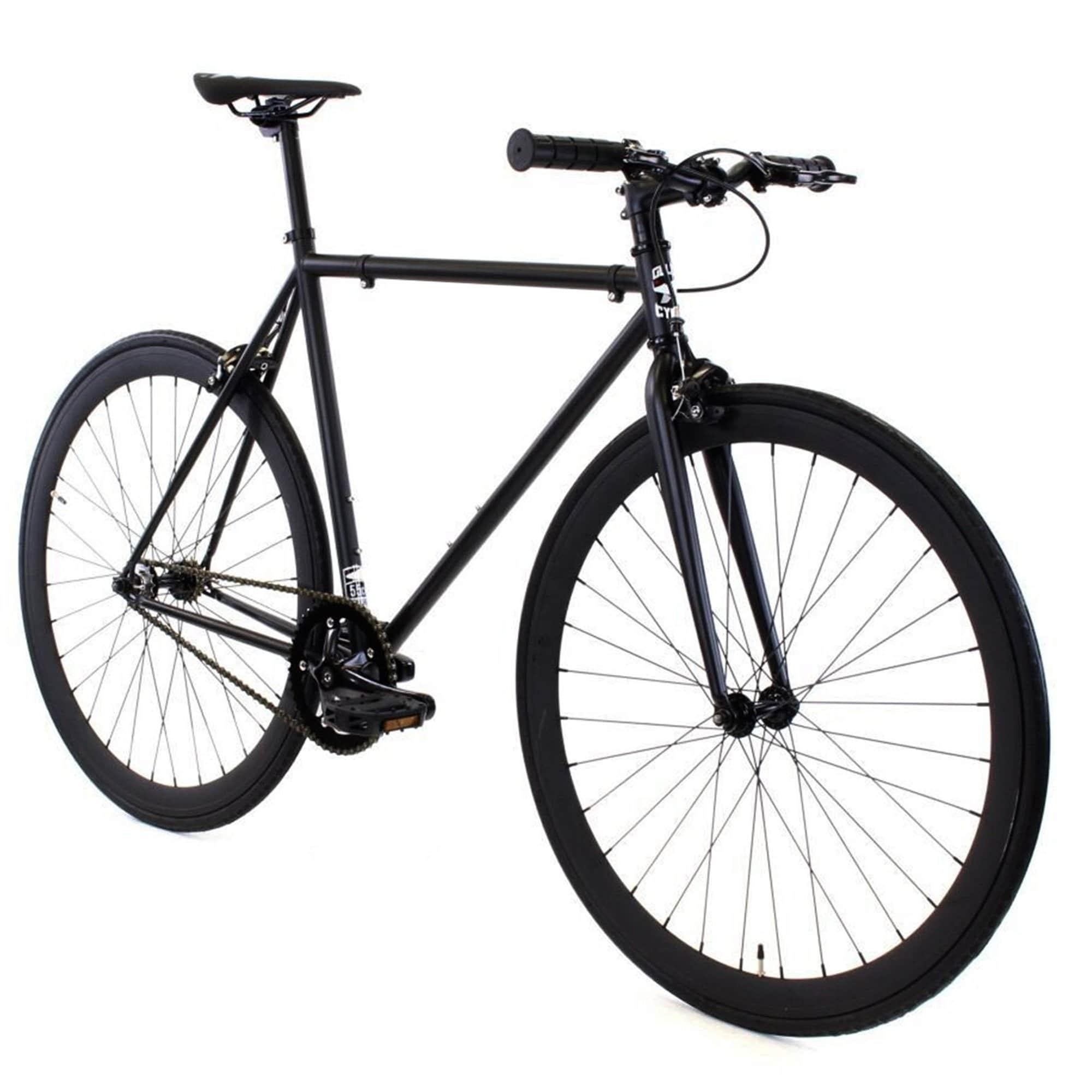 Shop Fixed Gear - GOLDEN CYCLES Fixed Gear Bike Steel Frame Fixie ...