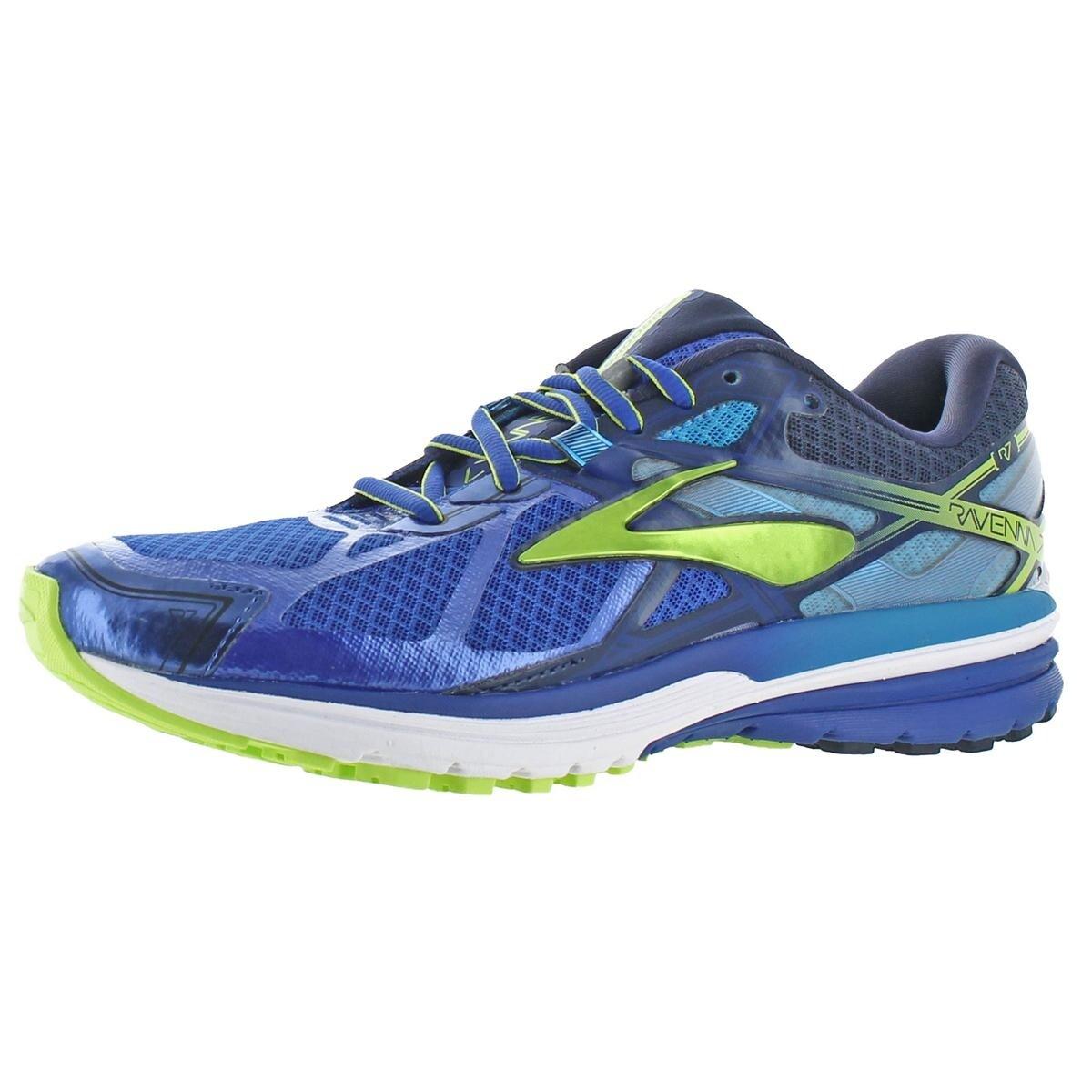 20201dcf5fe Shop Brooks Mens Ravenna 7 Running Shoes Flextra Fitness - Free ...