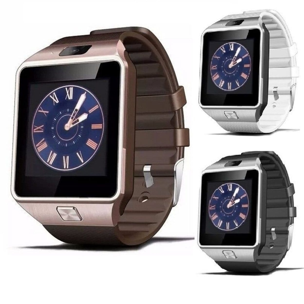 b13ab7869 Bluetooth Smart Watch Phone Mate Sports GSM SIM For Android iPhone Samsung