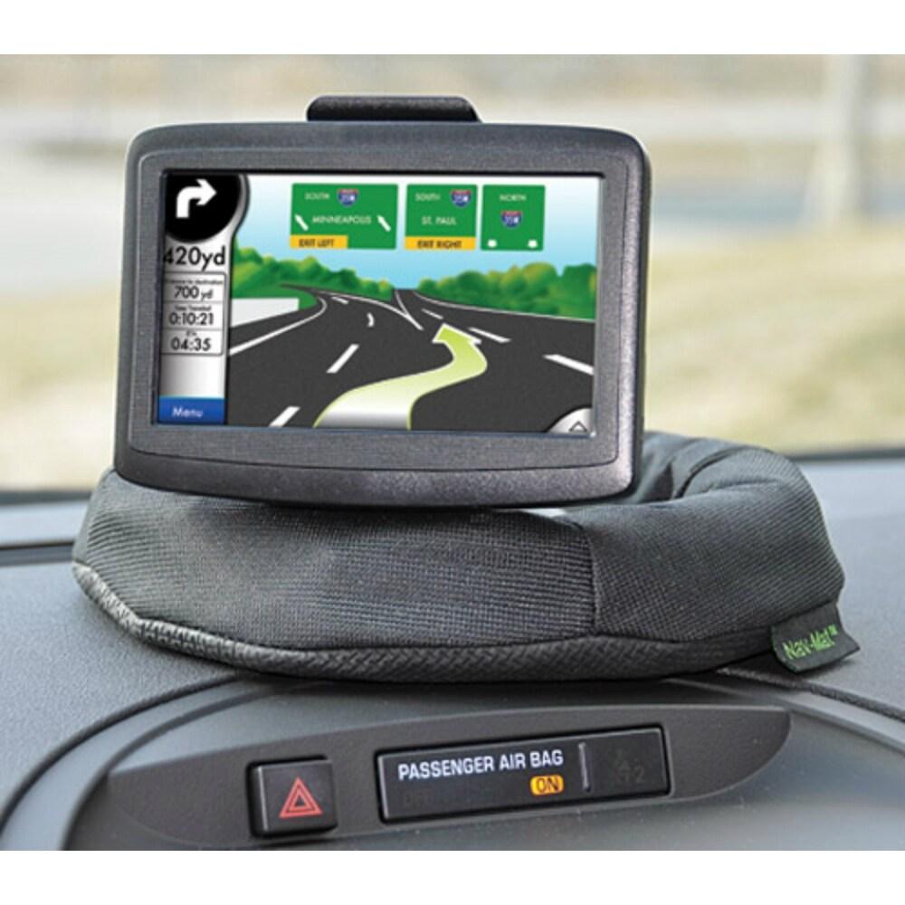 Garmin UFM100BL-Garmin Portable GPS Dash Mount-2 Pack