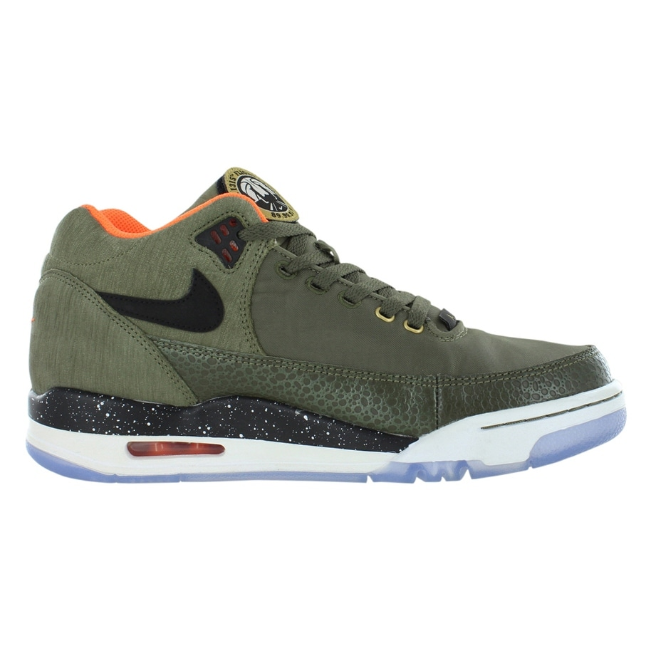 da24899a6dd9 Shop Nike Flight Squad Prm Qs Basketball Men s Shoes - Free Shipping Today  - Overstock - 21950550