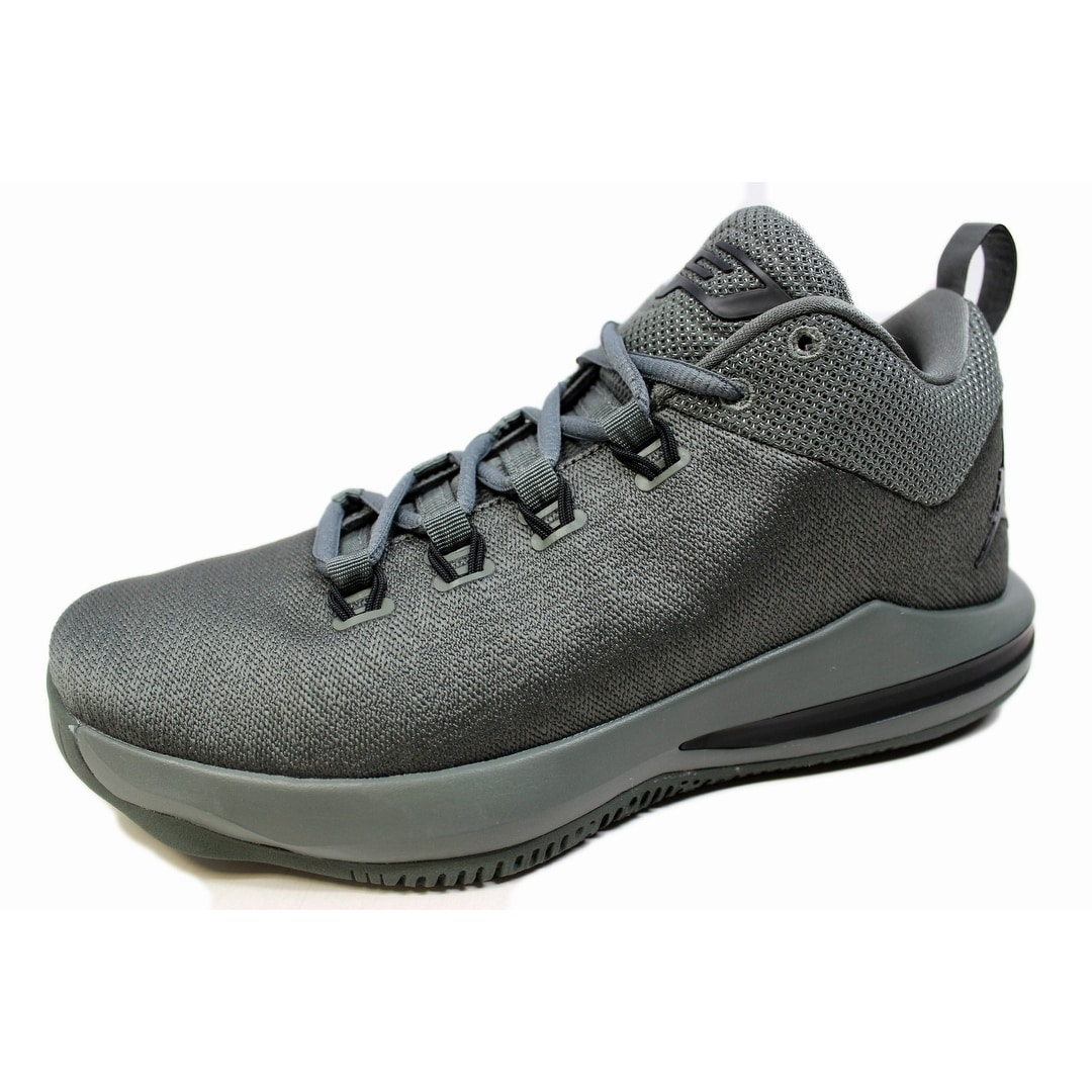 ed0c41dd8e44 Shop Nike Men s Air Jordan CP3 X 10 AE River Rock Black 897507-002 - On  Sale - Ships To Canada - Overstock.ca - 20141047