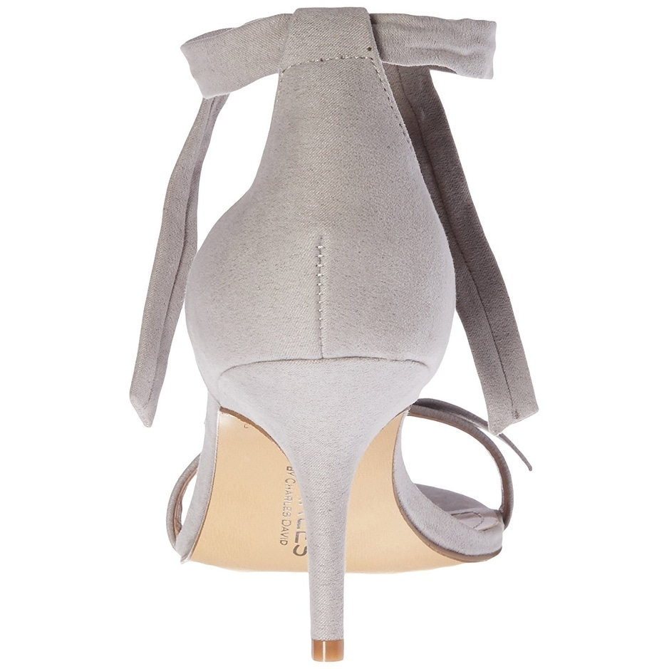 ede6c5ad4e Shop Charles by Charles David Womens Nova Suede Open Toe Casual Ankle Strap  Sandals - Free Shipping On Orders Over  45 - Overstock - 17595626