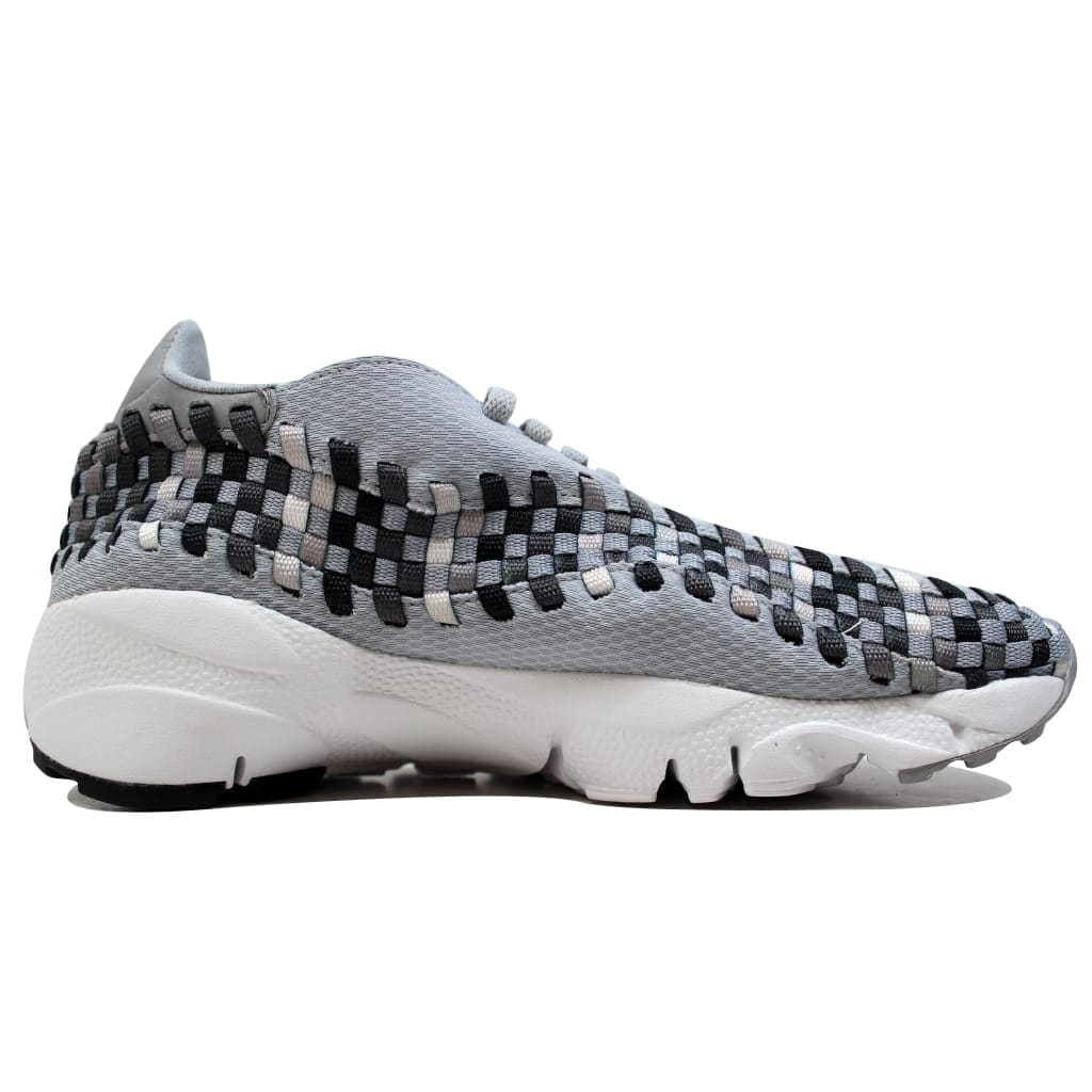 big sale a7b7a da6c8 Shop Nike Air Footscape Woven NM Wolf Grey Black-Dark Grey 875797-004 Men s  - On Sale - Free Shipping Today - Overstock - 20131426