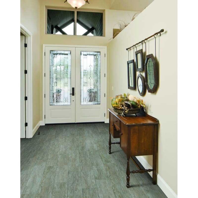 Shop Mohawk Industries 16361 Whisky Oak Porcelain Floor Tile 6