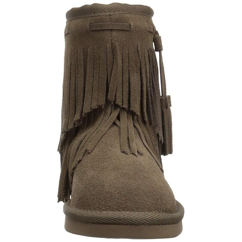 b45efc0e515 Koolaburra by UGG Girls' Cable Fashion Boot