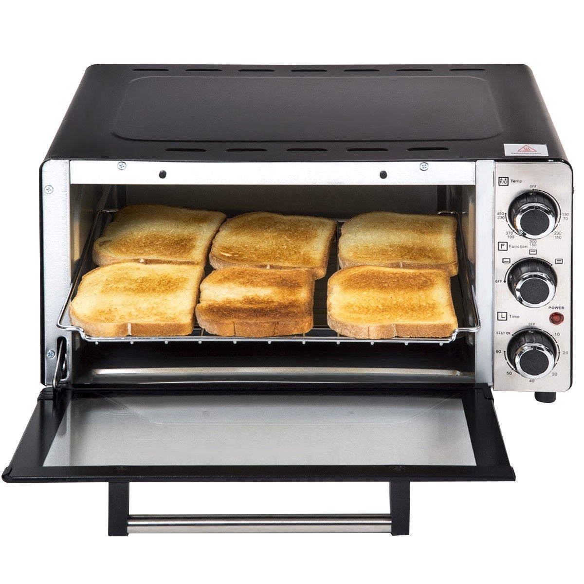 toaster dining dedicated amazon kitchen drawer dp stainless convection steel oster oven com pizza tssttvpzds with