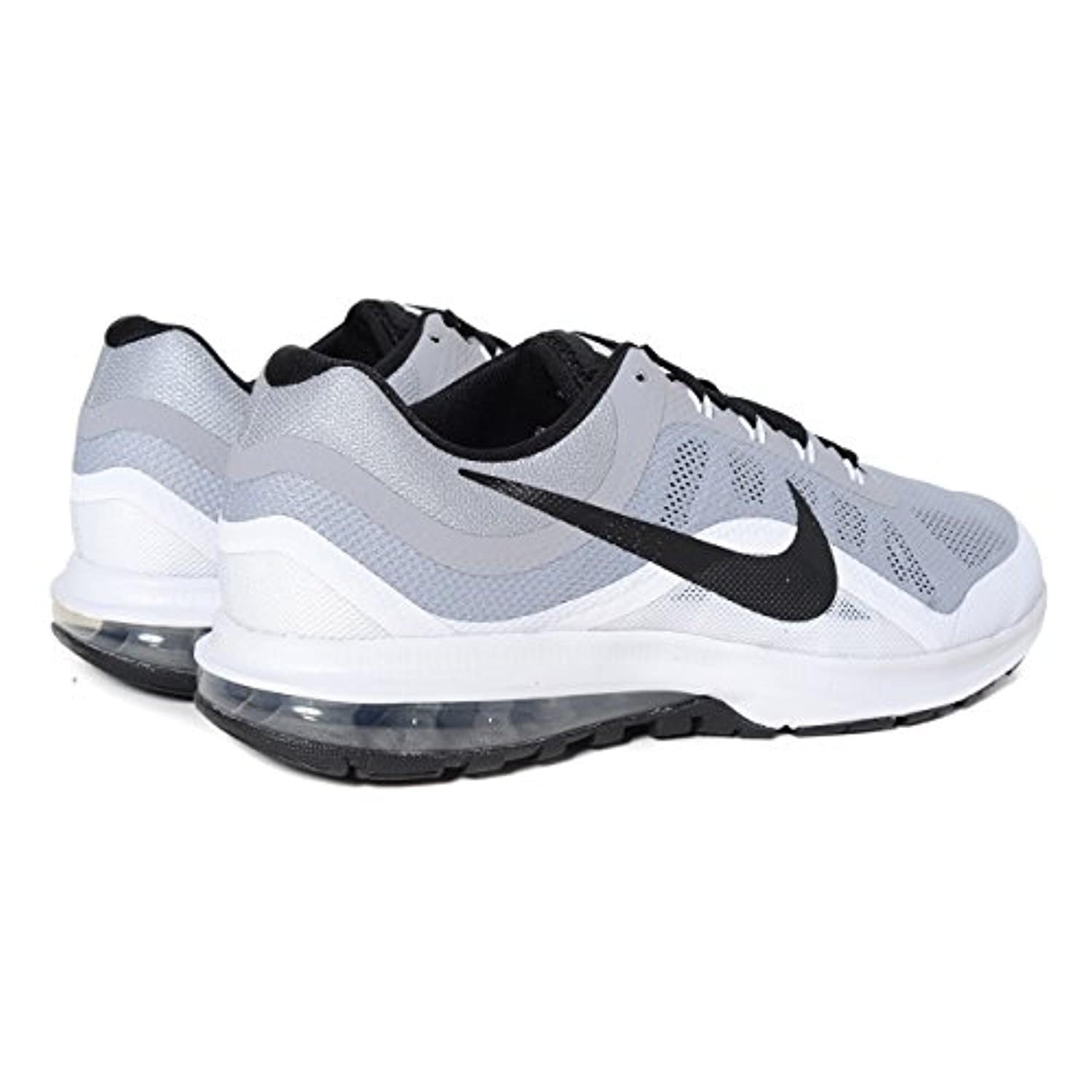 b432be401a Shop Nike Air Max Dynasty 2 Wolf Grey/White/White/Men's Black Running Shoes  - wolf grey/white/white/black - Free Shipping Today - Overstock - 18280214