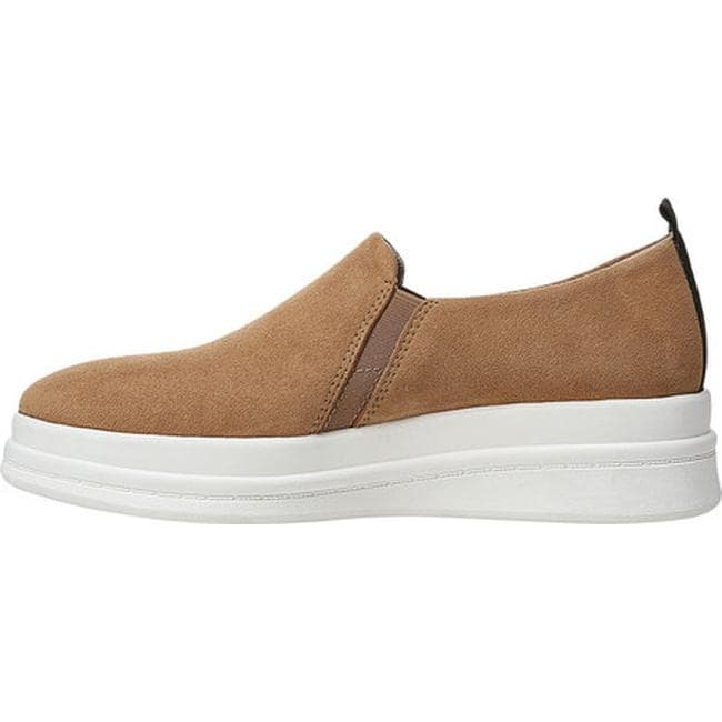 38141aa6bc9d Shop Naturalizer Women s Yola Slip-on Sneaker Peanut Butter Suede - Free  Shipping Today - Overstock - 27878567