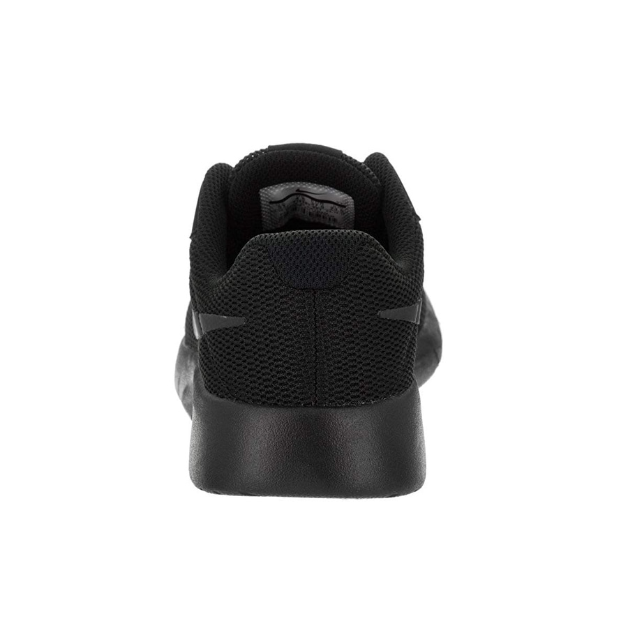 purchase cheap cff05 410fa Shop Nike Kids Tanjun (Gs) Black Black Running Shoe 7 Kids Us - Free  Shipping Today - Overstock.com - 25593101