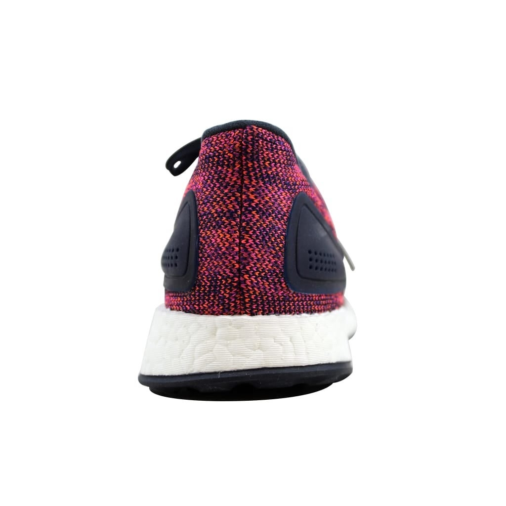 finest selection 2a909 52632 Shop Adidas Men s Pureboost DPR LTD Noble Ink Solar Orange CG2995 - Free  Shipping Today - Overstock - 23436766