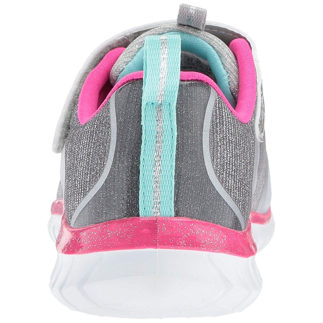 806451c41b4a Shop Skechers Kids Girls  Speed Trainer-Glimmer Time Sneaker