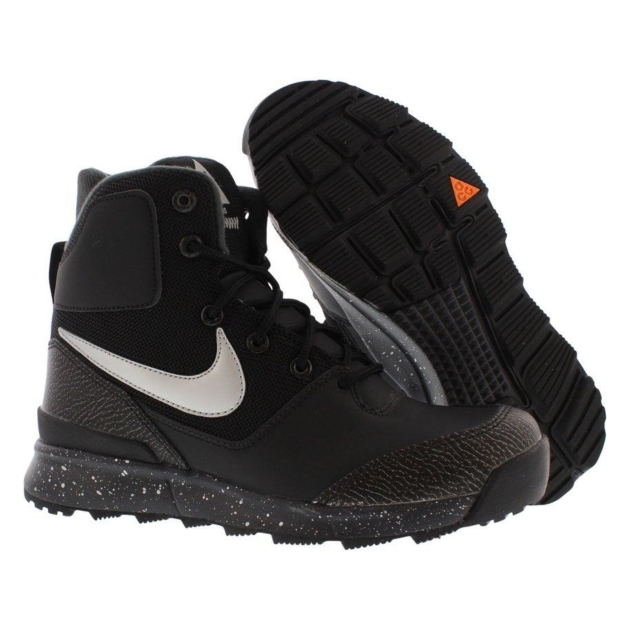 5735ed2dedf81 Nike Stasis Acg Boots Gradeschool Boy's Shoes - 4 big kid m