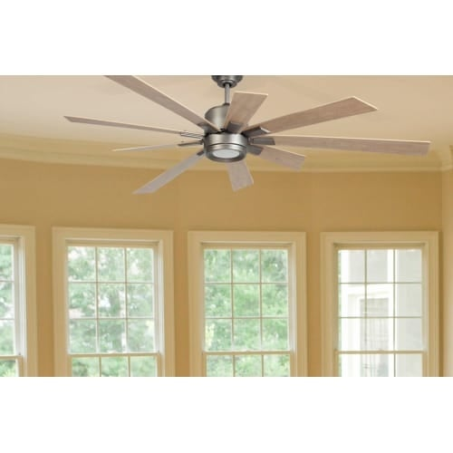 Craftmade kat729 katana brown 72 inch 9 blade ceiling fan and led craftmade kat729 katana brown 72 inch 9 blade ceiling fan and led light kit free shipping today overstock 19733404 mozeypictures Images
