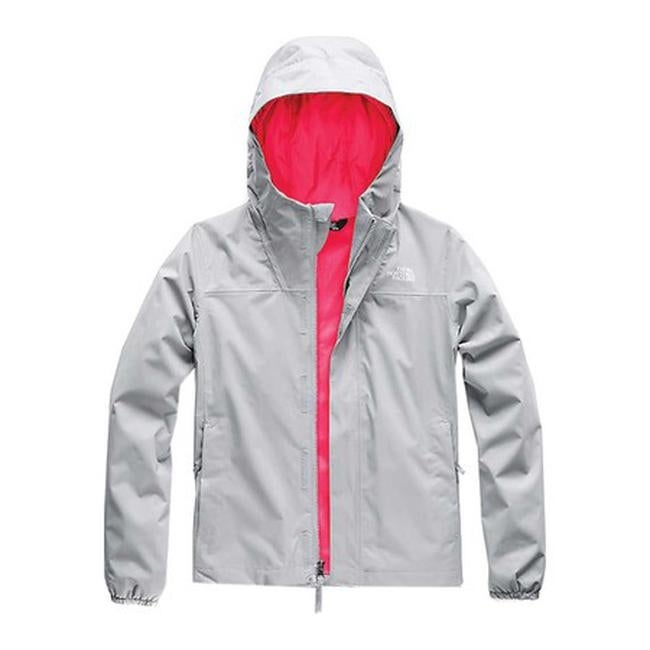 654afcdd0 Shop The North Face Girls' Resolve Reflective Waterproof Jacket Mid Grey -  Free Shipping Today - Overstock - 27508411
