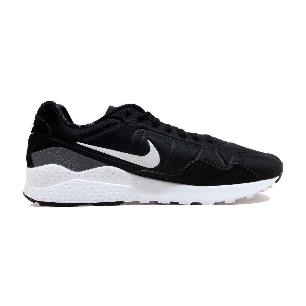sale retailer 62868 cff88 Shop Nike Men's Air Zoom Pegasus 92 Black/White-Dark Grey 844652-001 - Free  Shipping Today - Overstock - 20129908