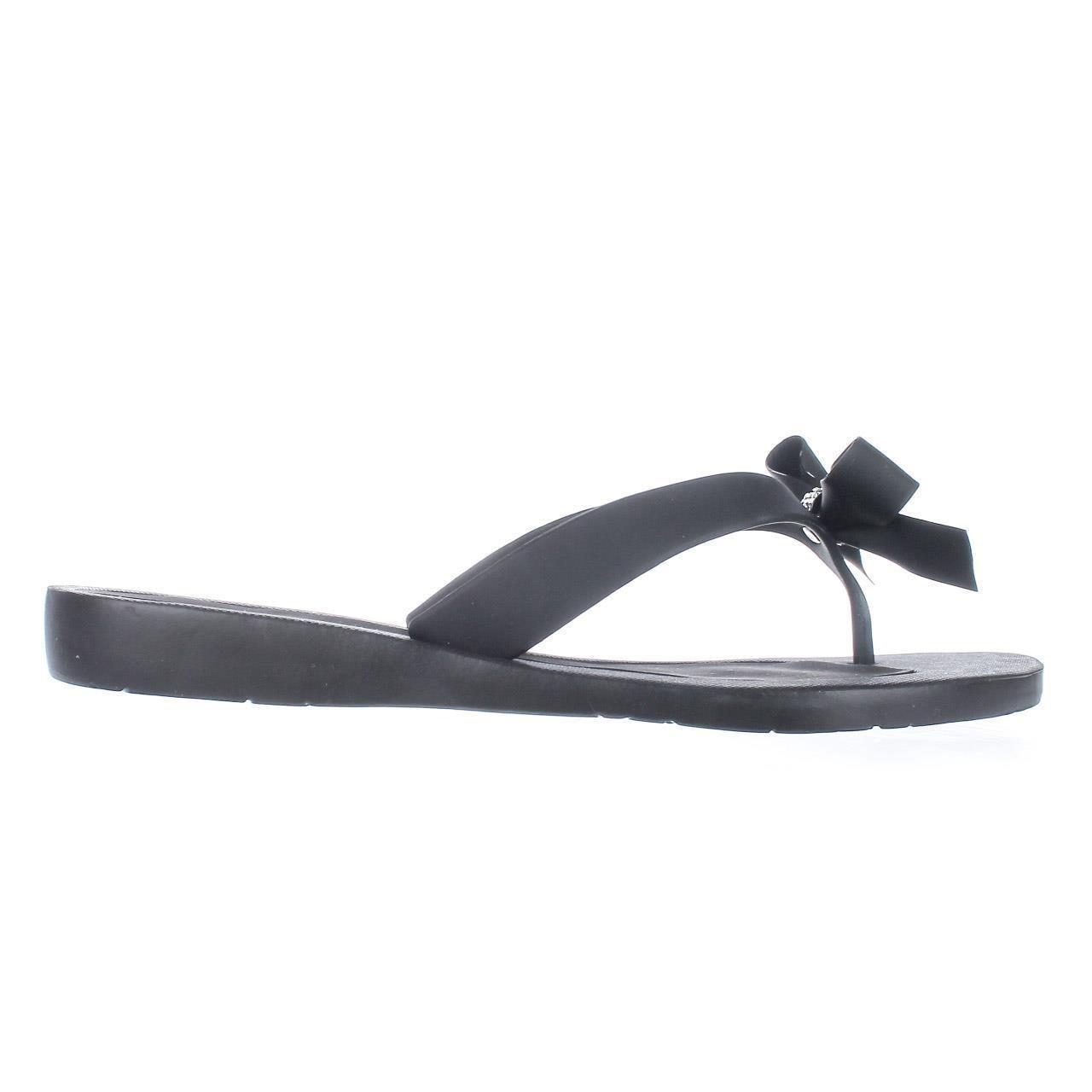 56c276641737c8 Shop GUESS Tutu Bow Thong Flip Flops