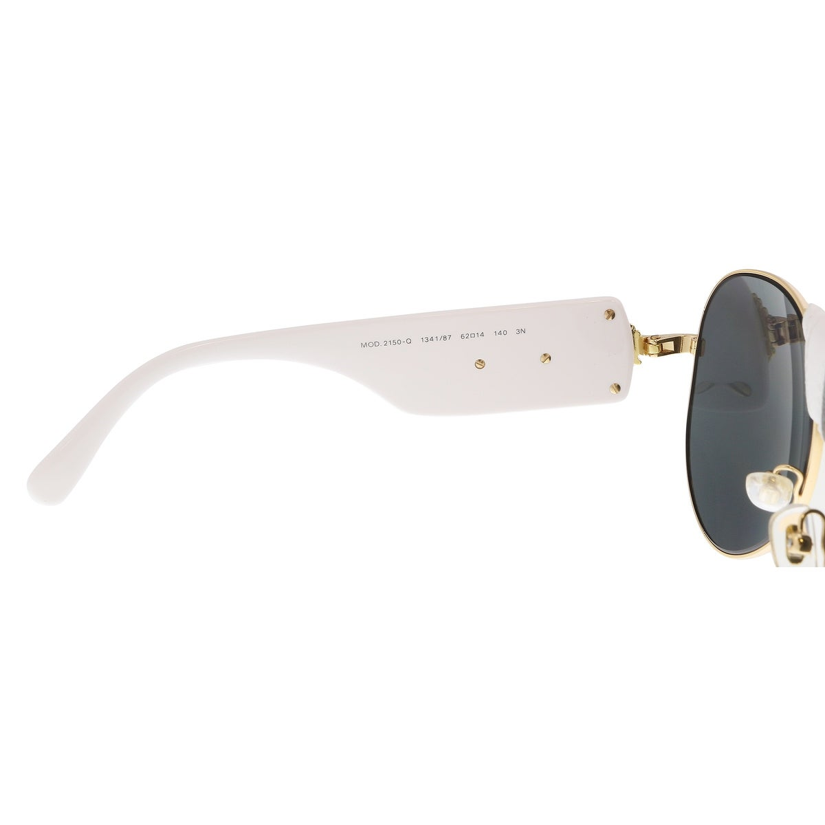 0e72889d5e Shop Versace VE2150Q 134187 Gold Aviator Sunglasses - 62-14-140 - Free  Shipping Today - Overstock - 21655762