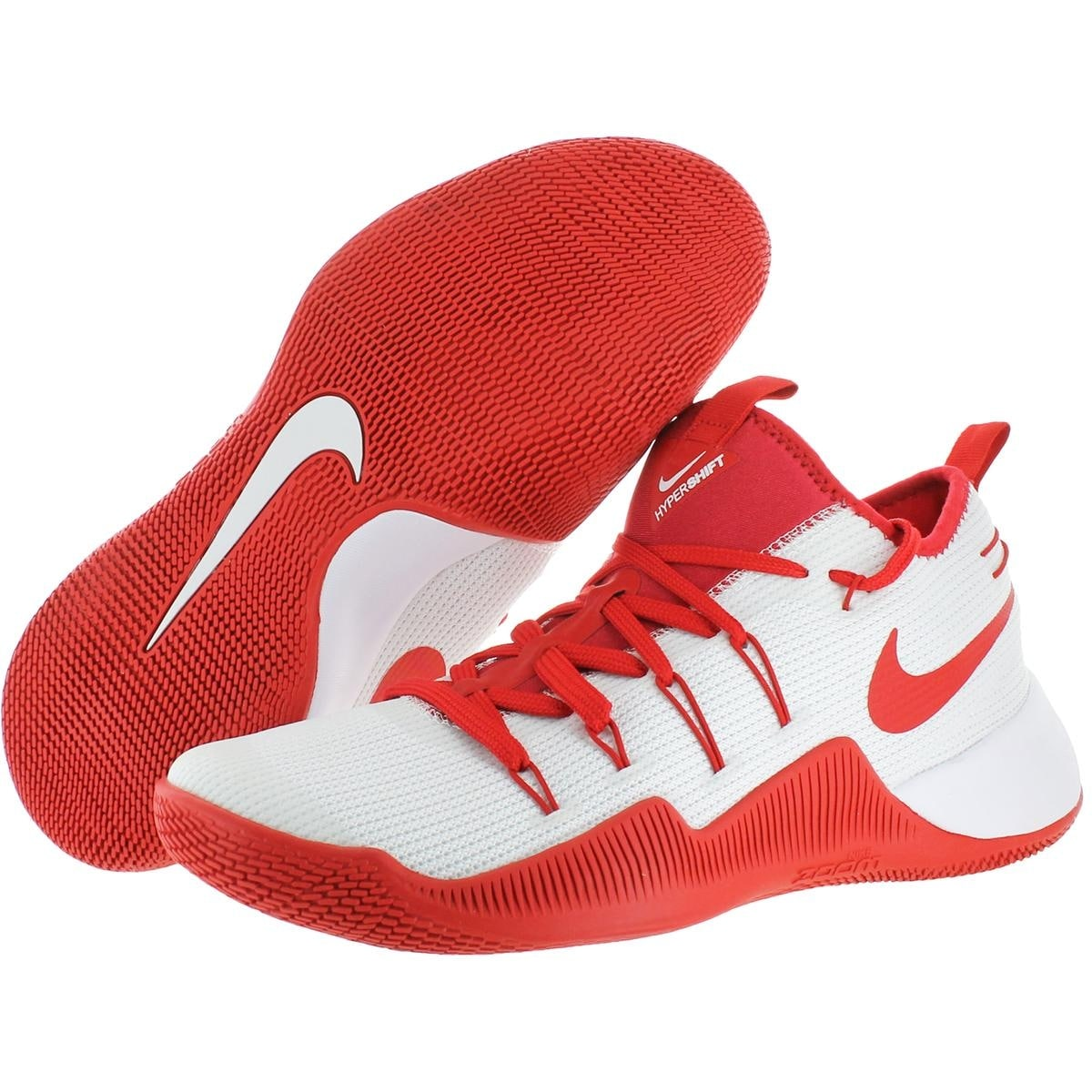 d89b2fa926b Shop Nike Mens Hypershift TB PROMO Basketball Shoes Mid Top Nike Zoom -  Free Shipping On Orders Over $45 - Overstock - 21942603