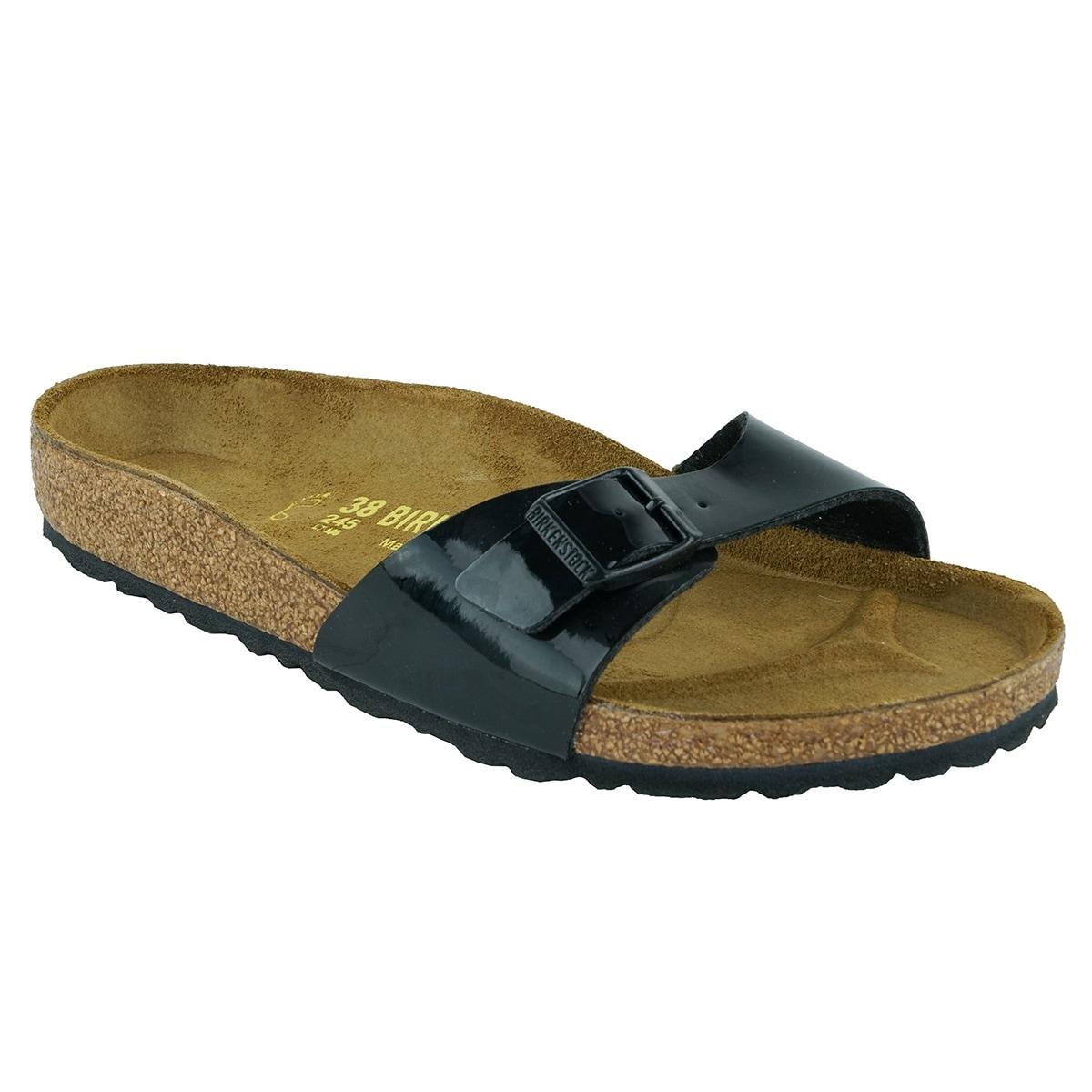 Shop Birkenstock Madrid Birko-Flor Sandals - Free Shipping Today -  Overstock.com - 24085267 ed15c6a74