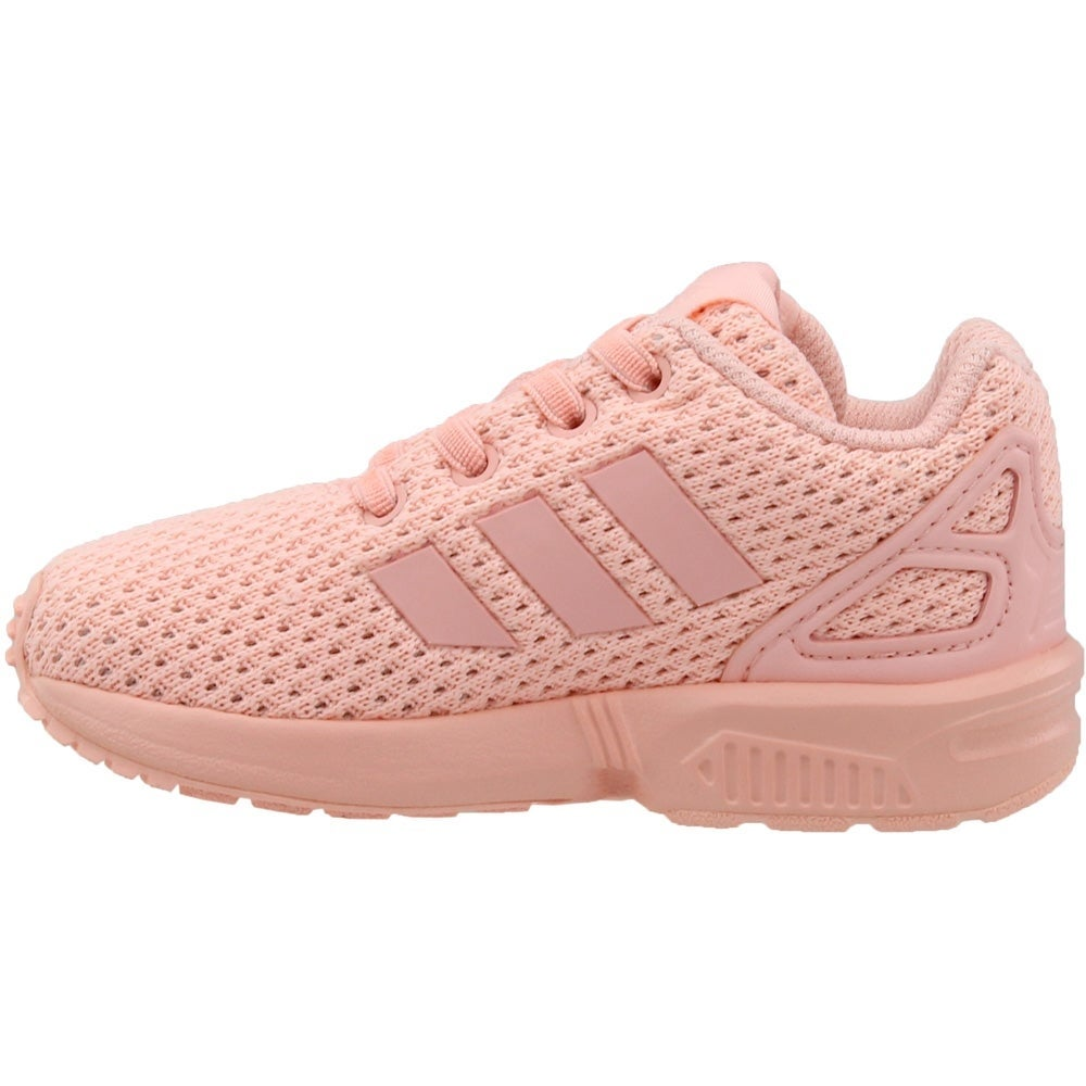 official photos 6b1ad a4c9e Adidas Girls Zx Flux El Casual Shoes