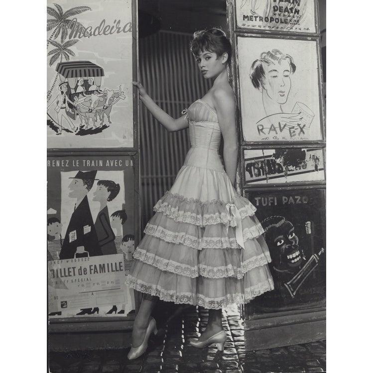 b9c9adddcc7 Film still featuring Brigitte Bardot in La Parisienne Photo Print